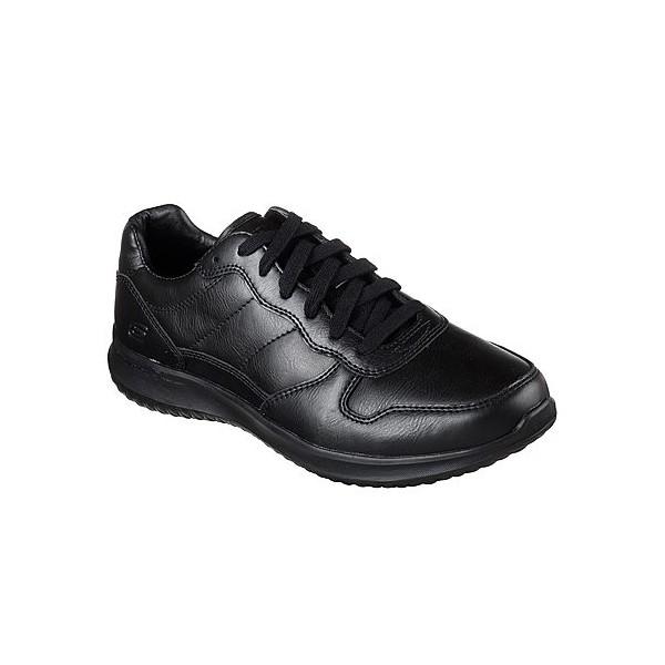 Scarpe da lavoro uomo Skechers nere