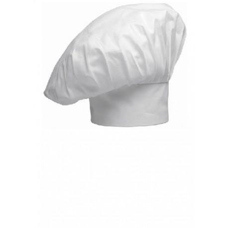 Toque da cuoco bianco