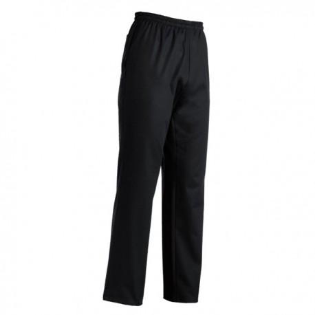 Pantalone da medico nero (regolabile)
