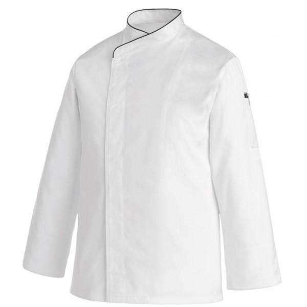 Giacca da cucina bianca ideale per panettieri