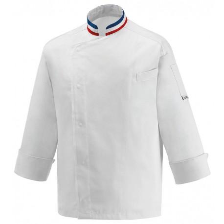 taglie forti giacca chef donna
