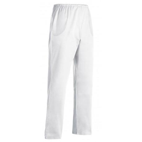 Pantaloni bianchi estetista Manelli