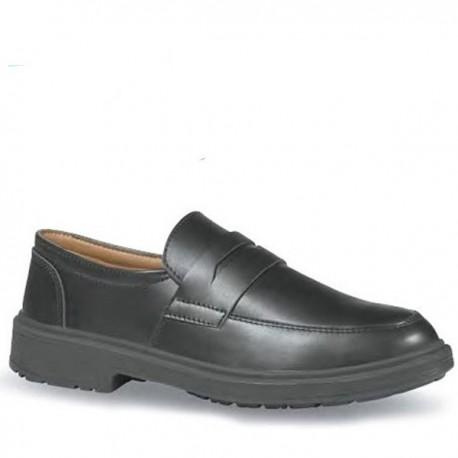 Leggere scarpe da cuoco nere S3