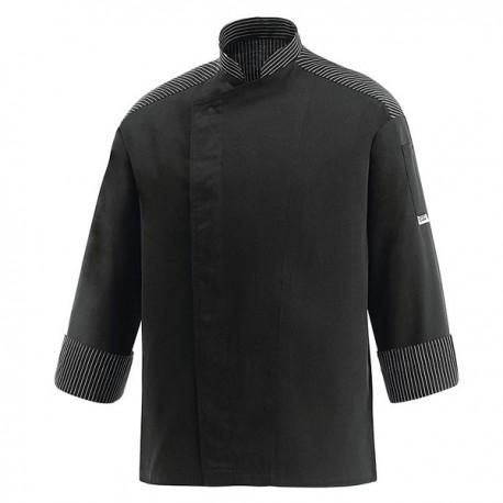 Giacca da cuoco nera - Lux