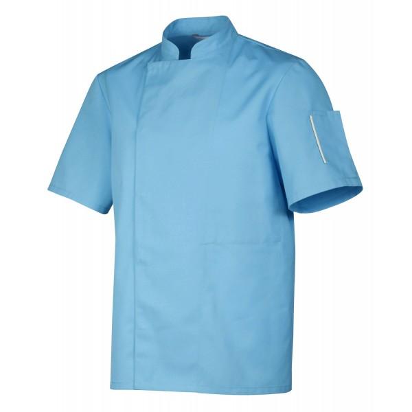 Giacca da cucina azzurra - Robur
