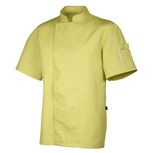 Giacca da cucina color pistacchio - Robur