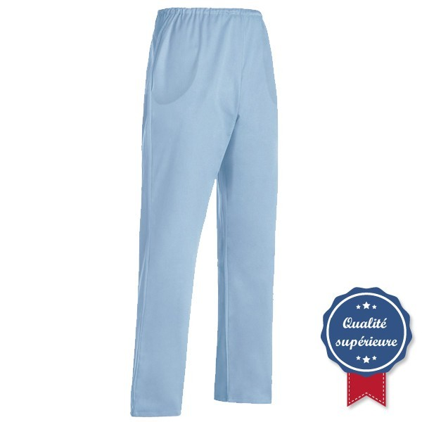 Pantaloni medici blu cielo Manelli