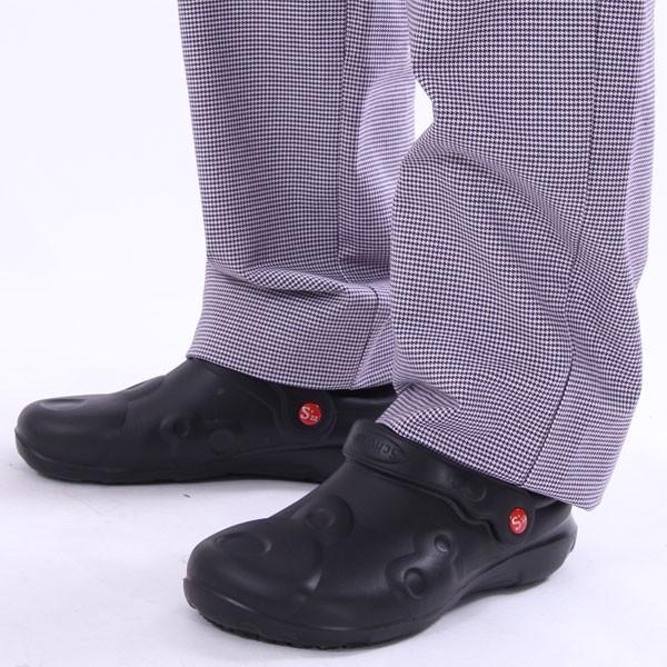 Sandalo per cucina schu'zz pro nero