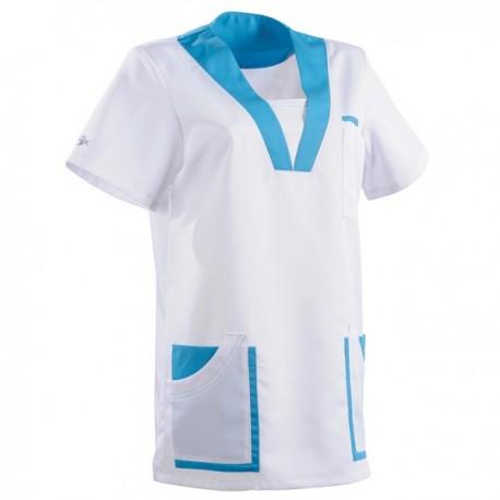 Tunica medica 2MAR bianca e azzurra