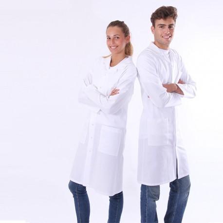 Casacca da chimico 100% cotone