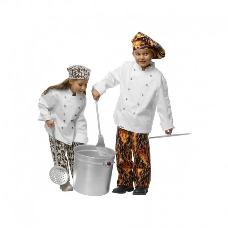 Divisa da cucina per bambini