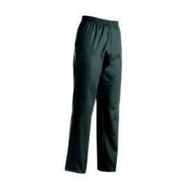 Pantalone da cucina nero elastico