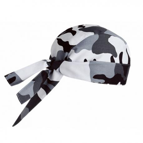 Bandana da cucina camouflage