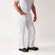Pantalone da cucina bianco Arenal Robur