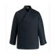 Giacca da cucina nera a kimono