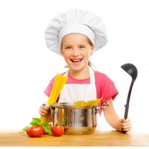Cappello da cuoco per bambini
