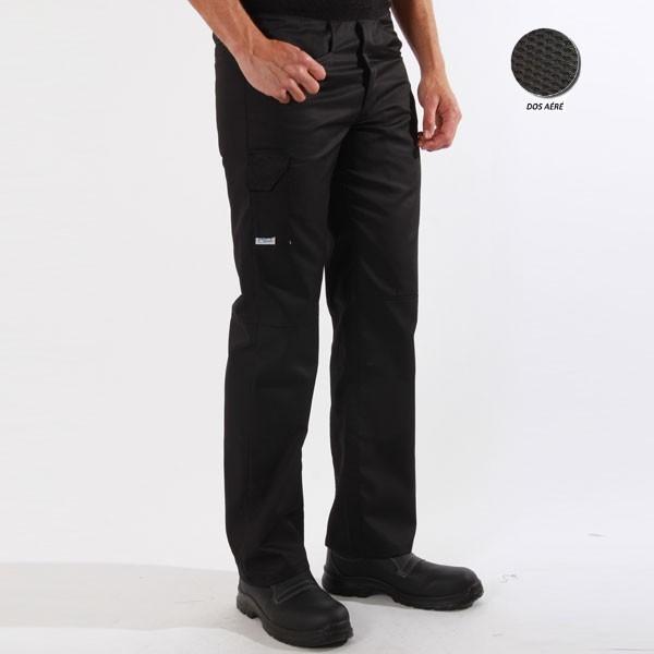 Pantalone da pasticcere traspirante