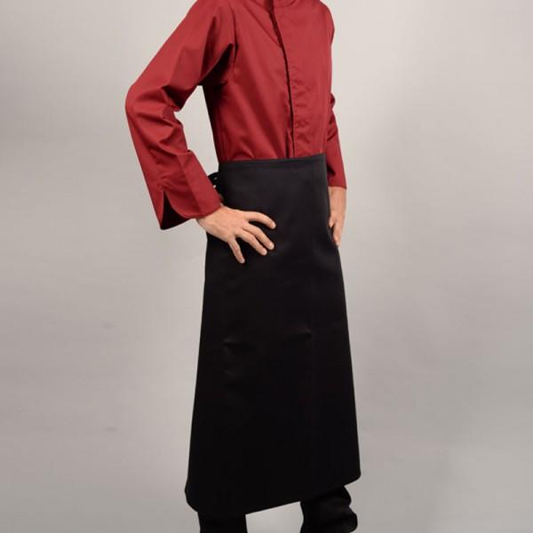 Grembiule da cuoco lungo 90 cm