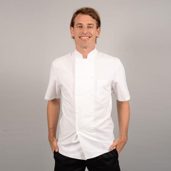 Giacca da cucina bianca