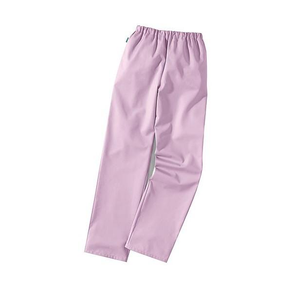 Pantaloni da medico malva