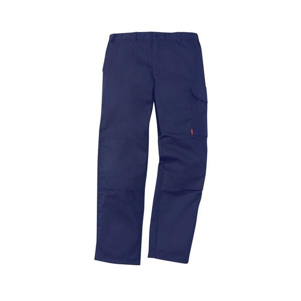 Pantaloni addetto ambulanza blu