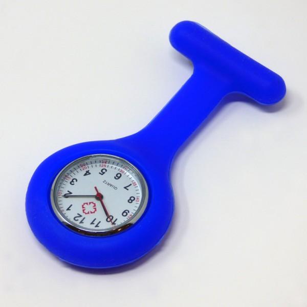 Orologio infermiera blu