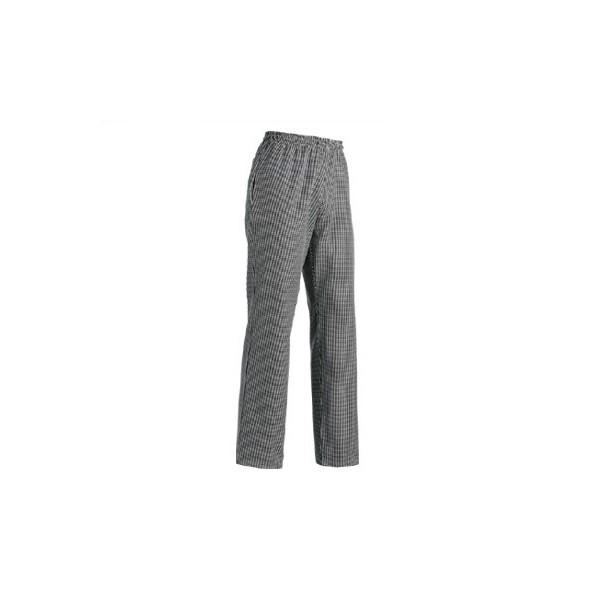 Pantalone da cucina a quadretti