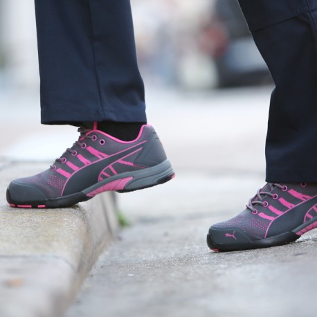 Calzature antinfortunistiche da donna scarpe da basket