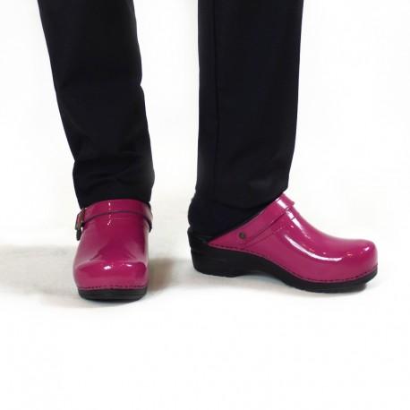 Chaussures de sécurité Freya Fuchsia Sanita