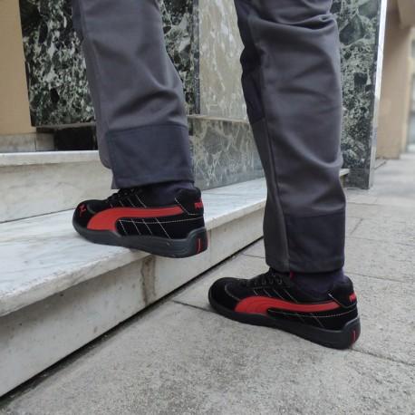 Scarpe da basket antinfortunistiche puma scarpe di