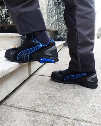 Scarpe da basket antinfortunistiche Puma per uomo