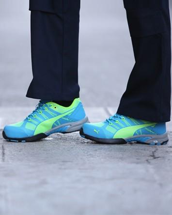 Scarpe da basket antinfortunistiche Puma per donna