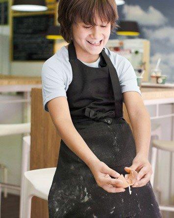 Grembiule da cuoco per bambino
