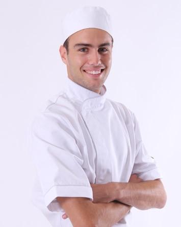 Cuffia e berretto da cuoco